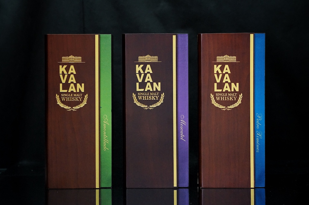 KAVALAN: Die besten Whisky Single Malts aus Taiwan