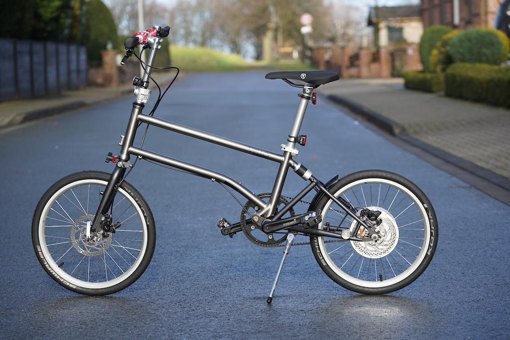 VELLO Bike+ TITAN - das Exklusivste auf dem Markt