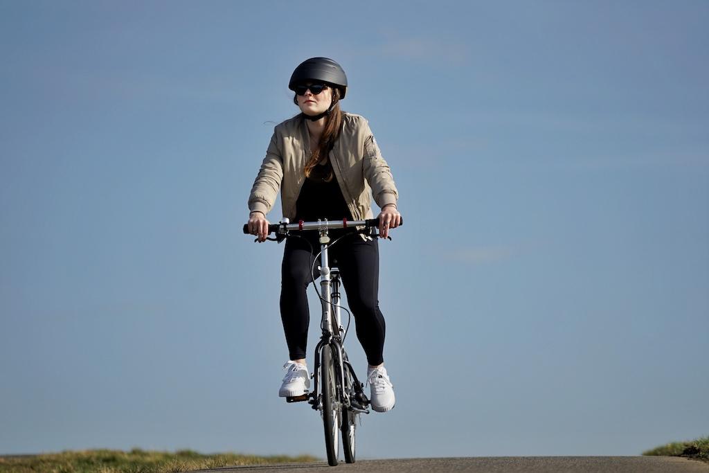 Theoretisch wäre es möglich, mit dem VELLO E-Bike zu fahren, ohne es je aufladen zu müssen - das Radfahren im Selbstlade-Modus macht es möglich