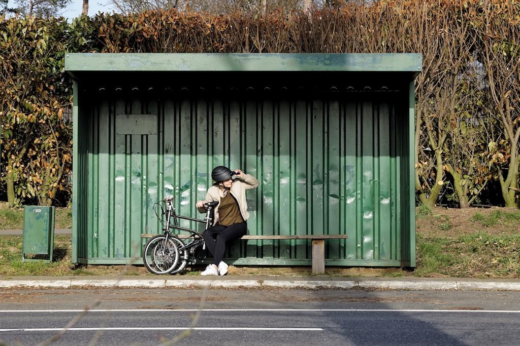 ... konstruieren könnte, welches er bei Bedarf bequem in einem öffentlichen Verkehrsmittel transportieren kann... / © Redaktion FrontRowSociety.net