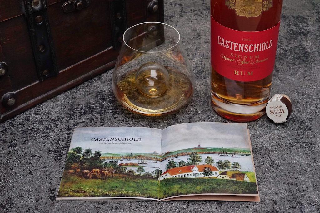 Castenschiold knüpft mit seinen Rums an die Tradition des 17. und 18. Jahrhunderts an