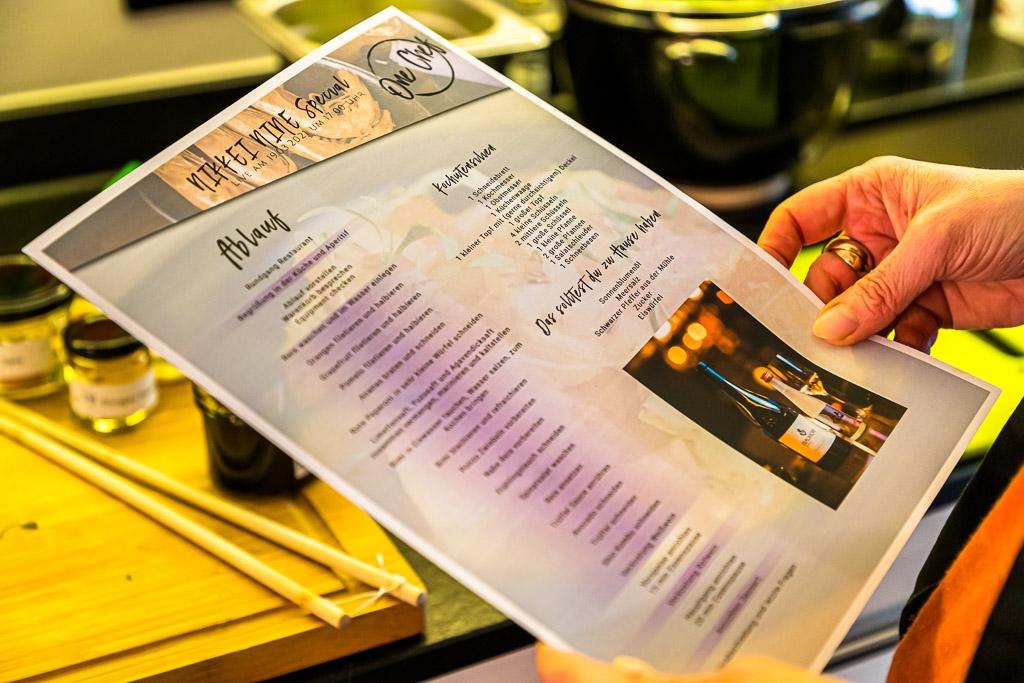 Nikkei Nine Special - der Ablaufplan für einen kulinarisch-unterhaltsamen Abend / © FrontRowSociety.net, Foto: Georg Berg