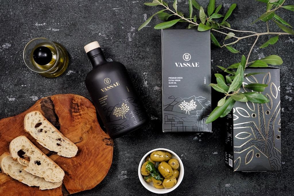 VASSEA: Griechisches Premium Natives Olivenöl Extra