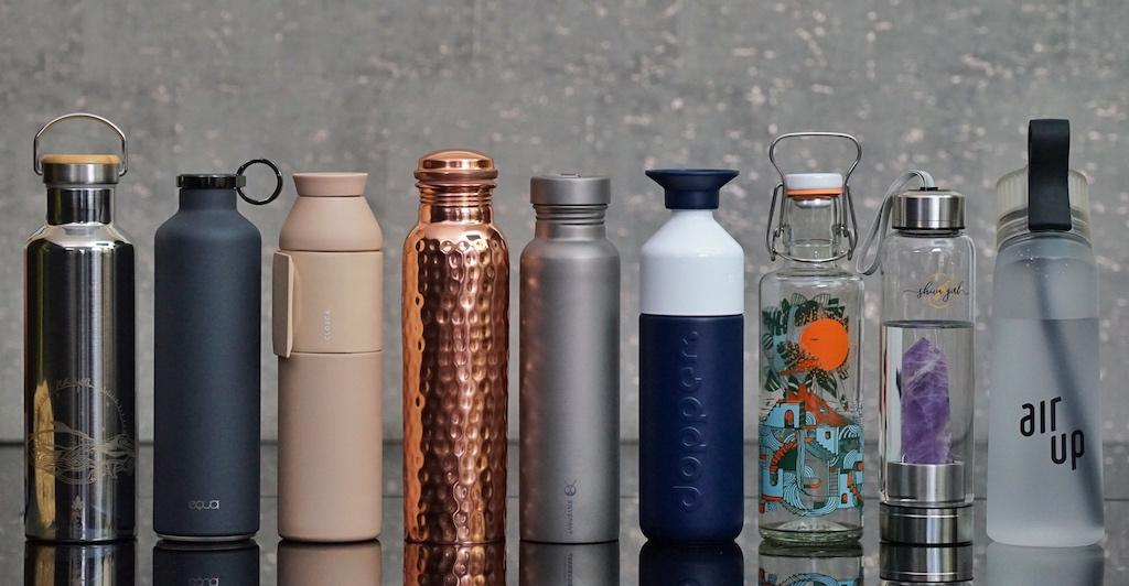 Auf dem weltweiten Markt sind hunderte, wenn nicht tausende von verschiedenen Trinkflaschen-Brands zu finden - es galt die besten Trinkflaschen zu selektieren