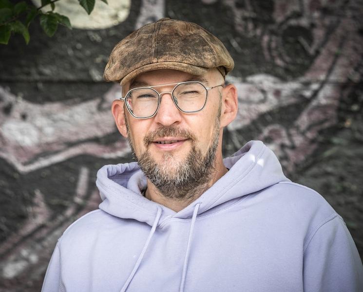 FrontRowSociety Autor und Sternekoch Benedikt Faust